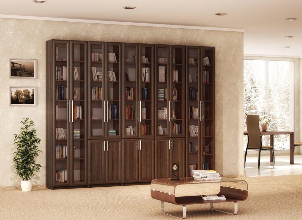 Гала 8 книжный шкаф шкафы книжные мебель на руси.