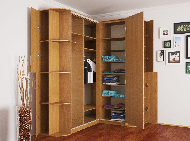 Купить угловой шкаф элеонора в интернет-магазине don rossi в.